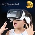 DHL Caja Auricular 3D VR VR VR 3D Gafas Gafas de Realidad Virtual para iphone 6 6 s 6 plus samsung s6 huawei para android smartphone