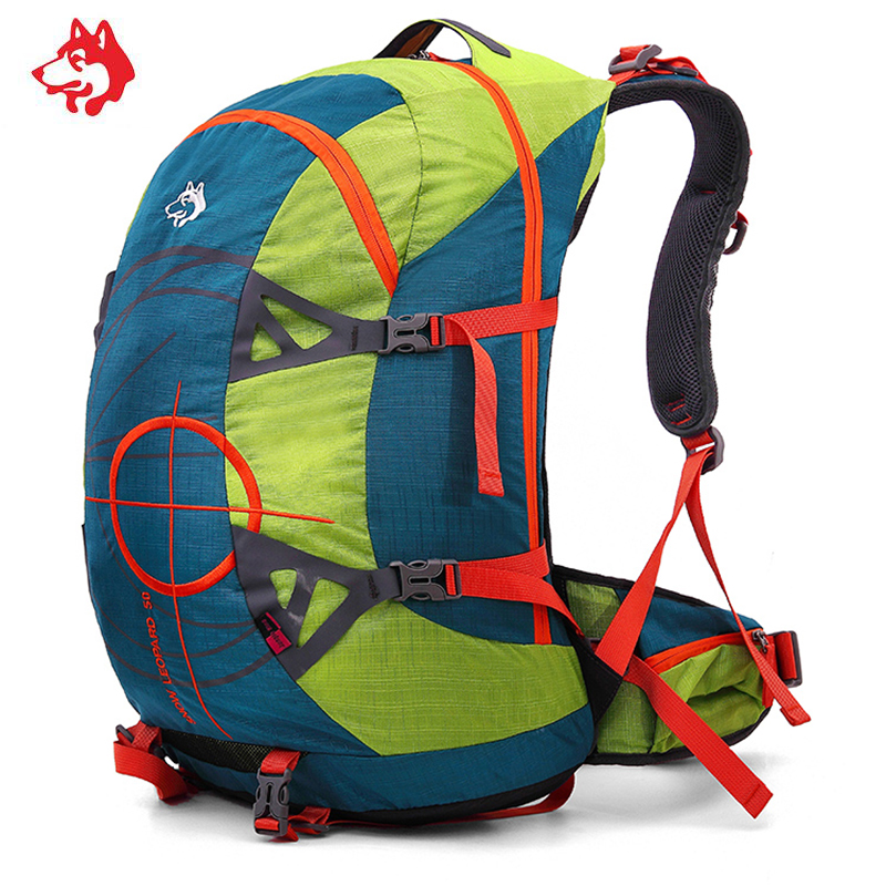 High Quality 50L Outdoor Sport Hiking Walking Camping Backpacks Bag For Sports Travel Cycling Bags Backpack Sporttas Rucksack brand 30l unisex rucksack outdoor waterproof hiking walking backpacks bag for sports travel tourist camping backpack bags