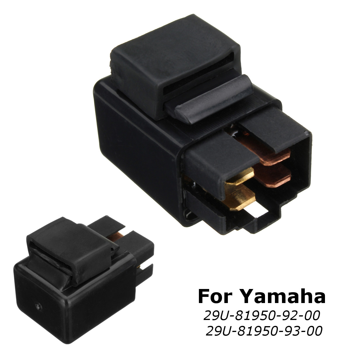 Starter Relay Solenoid Replacement for Yamaha 29U 81950 92 00 29U 81950 93 00-in Motorbike Ingition from Automobiles & Motorcycles