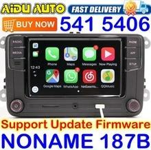 Noname Carplay RCD330 RCD330G Plus 6,5 MIB Radio Für VW Golf 5 6 Jetta CC Tiguan Passat Polo Touran 187B RCD510 RCN210 5406 5314