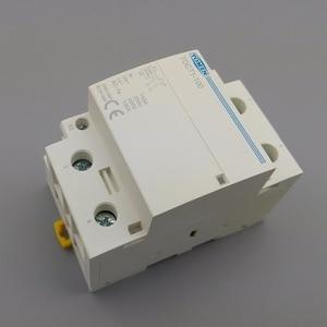 Image 2 - TOCT1 2P 100A 2NO 230V 50/60HZ Din rail Household ac Modular contactor