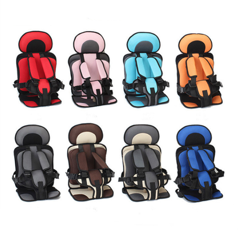 Baby Car Seat Covers | Car Baby Safe Seat Infant Children Auto Seat Covers Cushions Adjustable Thickening Sponge 3 12 Years Baby Car Mat