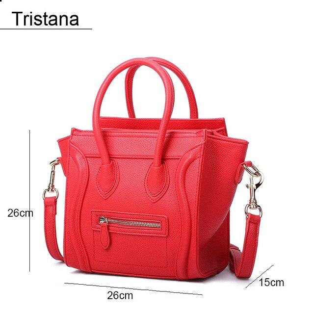 3ffd7a1399 Women bag the new wave of summer models ladies handbag fashion simple  shoulder bag Messenger bag 26cm