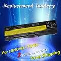 Bateria do laptop fru 42t4702 para lenovo asm 42t4740 jigu 45n1006 42t4927 42t4969 p/n para thinkpad l430 l421 l510 42t5263 45n1000