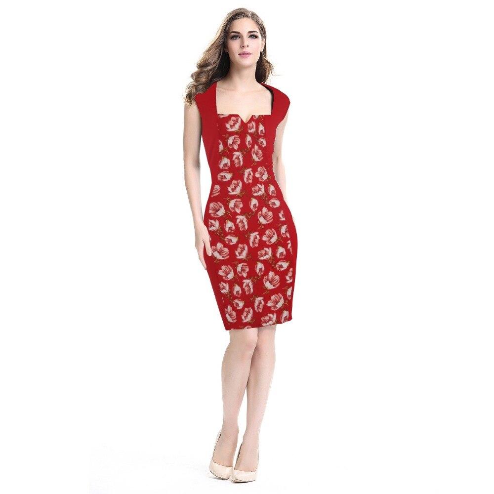 Online Get Cheap Knee Length Summer Dress -Aliexpress.com ...