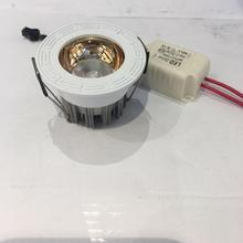 2019 may new model 10PC 3W 55mm Mini Led Cabinet led downlight dc12V Spot light lamp include driver 3 years warranty time