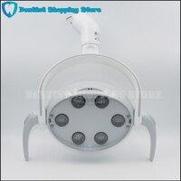 Dental LED light with 6 blubs operation light of dental unit accessory Dental equipment