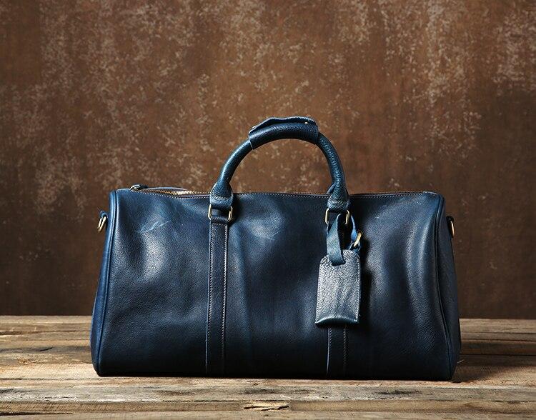 homens casuais viajar ombro sacos do mensageiro Do Vintage