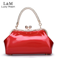 2018 Luxury Ladies Evening Hand Bag Fashion Vintage Women Dinner Purses Bridal Wedding Party Handbags Female