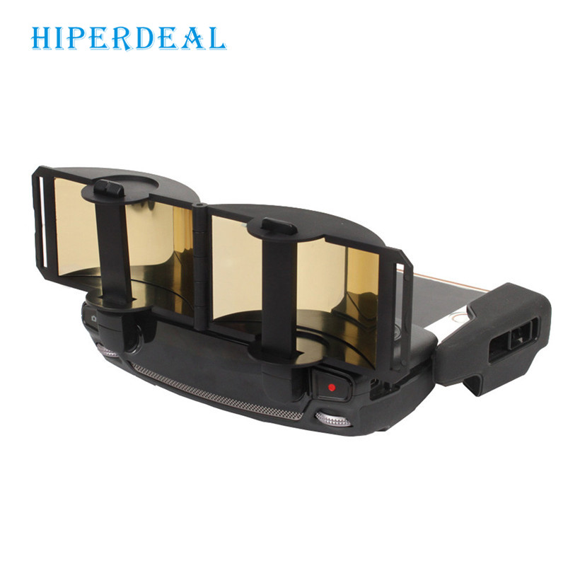 SimpleStone  New 2017 Remote control Signal Extender Amplifier Antenna Range Booster for DJI Mavic Pro drop shipping 0425
