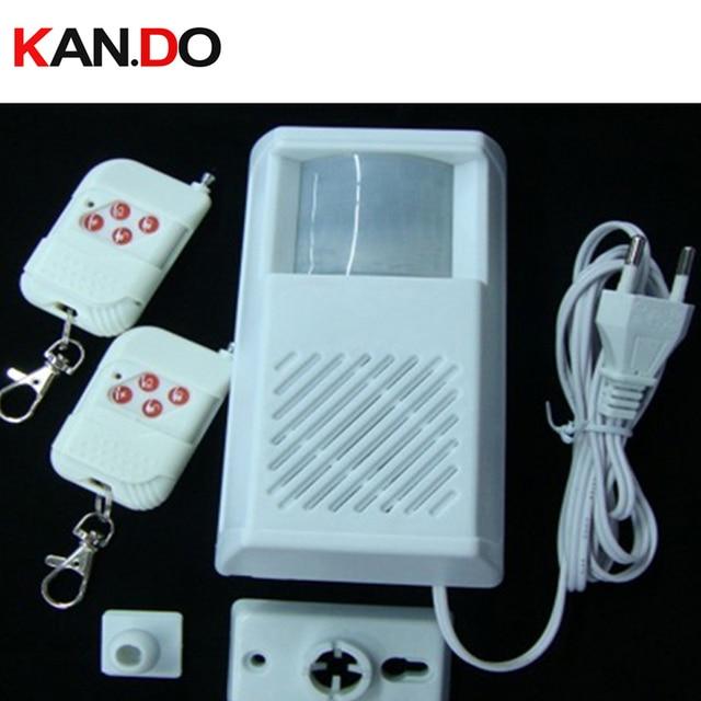 312 220v Door Entry Sensor Alarm Welcome Sensor Beeper Motion