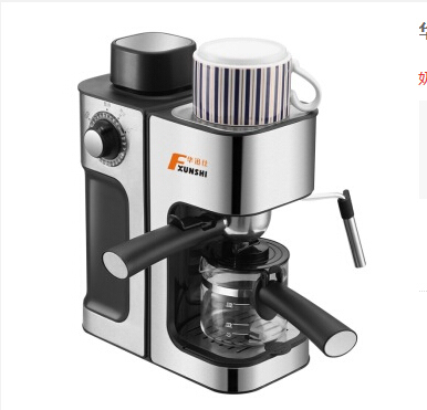 chinaFxunshi MD 2006 stainless steel Italian 5bar 0.24L with Froth
