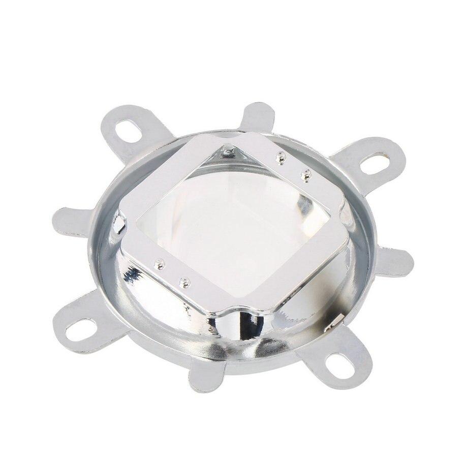 1 компл. 30 Вт 50 Вт 100 Вт <font><b>LED</b></font> 44 мм объектив + Отражатели коллиматорный + фиксированный кронштейн акции предлагают
