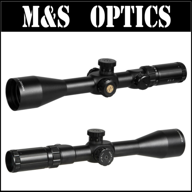 Marcool EVV 6-24X50 SFIRGL FFP Under 7.62 Bullet Guns Green Red Illuminated Tactical Riflescopes Optical Rifle Scope For Hunting marcool s a r za5 hd 3 15x50 sfl ffp under 7 62 bullet guns tactical hunting riflescopes with rifle scope mounts free shipping