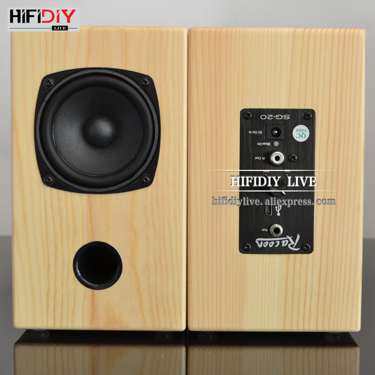3 INCH USB Wireless Bluetooth HIFI2.0 Speaker Sound Box Home/OFFICE Desktop Stereo Audio Computer Notebook Speakers