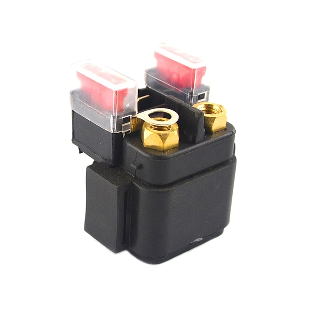 Free Shipping ATV Motorcycle electrical Part Starter Solenoid Relay