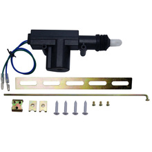 Universal Car 2Wire Power Door Lock Actuator for Central Locking System DC 12V for Lada Mini Geo Honda Ford Toyota
