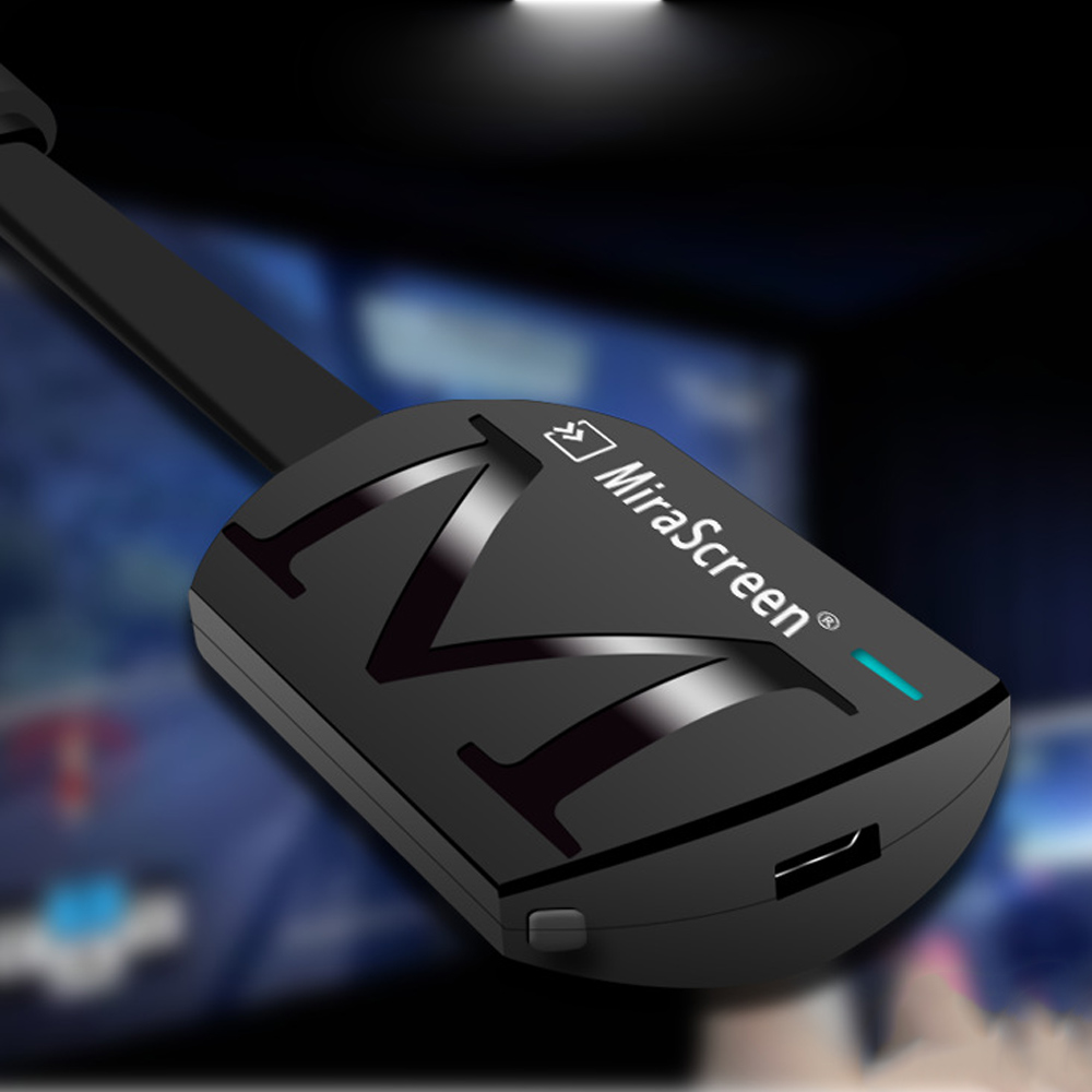 MiraScreen G4 WIFI HD Display AV TV Dongle Miracast DLNA Airplay 1080P Receiver