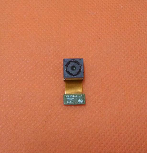 Módulo de Câmera Traseira Original de Volta Foto Peças para W200S THL 8.0MP HD 5.0 polegada MTK6592 Octa Núcleo Frete Grátis