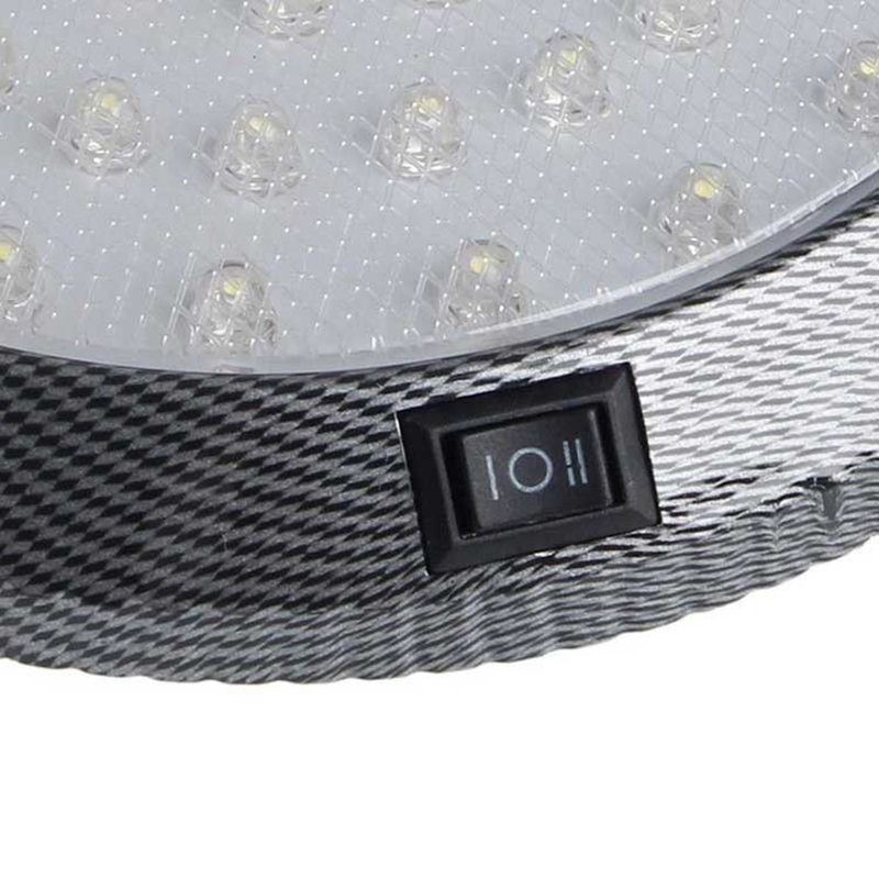Image 4 - Car LED Dome Light Interior Ceiling Lamp for 12V Camper Motor Home Boat Trailer RV Lights-in Детали и аксессуары для дома на колесах from Автомобили и мотоциклы on AliExpress - 11.11_Double 11_Singles' Day
