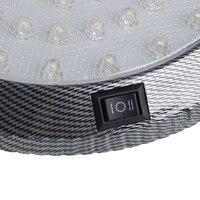 dome lamp Car LED Dome Light Interior Ceiling Lamp for 12V Camper Motor Home Boat Trailer RV Lights (5)