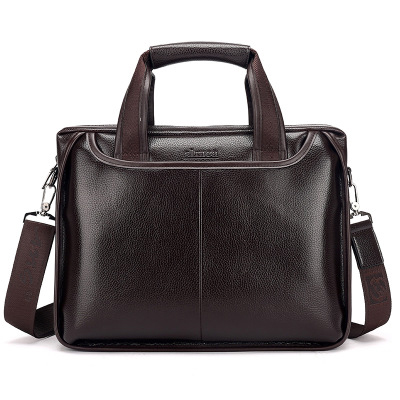 Luxury Brand Shoulder Messenger Bag Men Handbag New Arrival 2019 Men,s Leather Black brown Bags Fashion Channels handbags