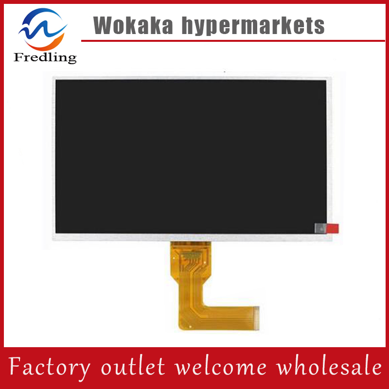 New 10.1'' inch LCD Display For Archos 101d Neon 23.2cm x 13.2cm LCD screen panel LCD display Free shipping lc171w03 b4k1 lcd display screens
