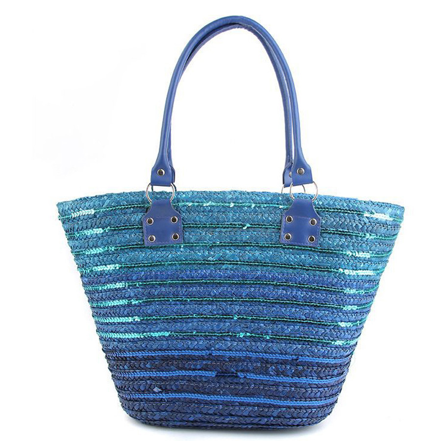 de praia por atacado Bag Fashion Estilo : Straw Bag