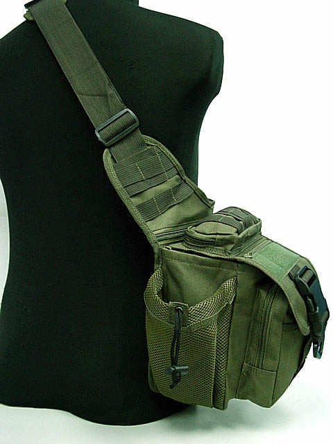 Армейский зеленый Утилита водонепроницаемый плеча Тактический Рюкзак Спортивная Сумка для походов, путешествий, мероприятий на открытом воздухе