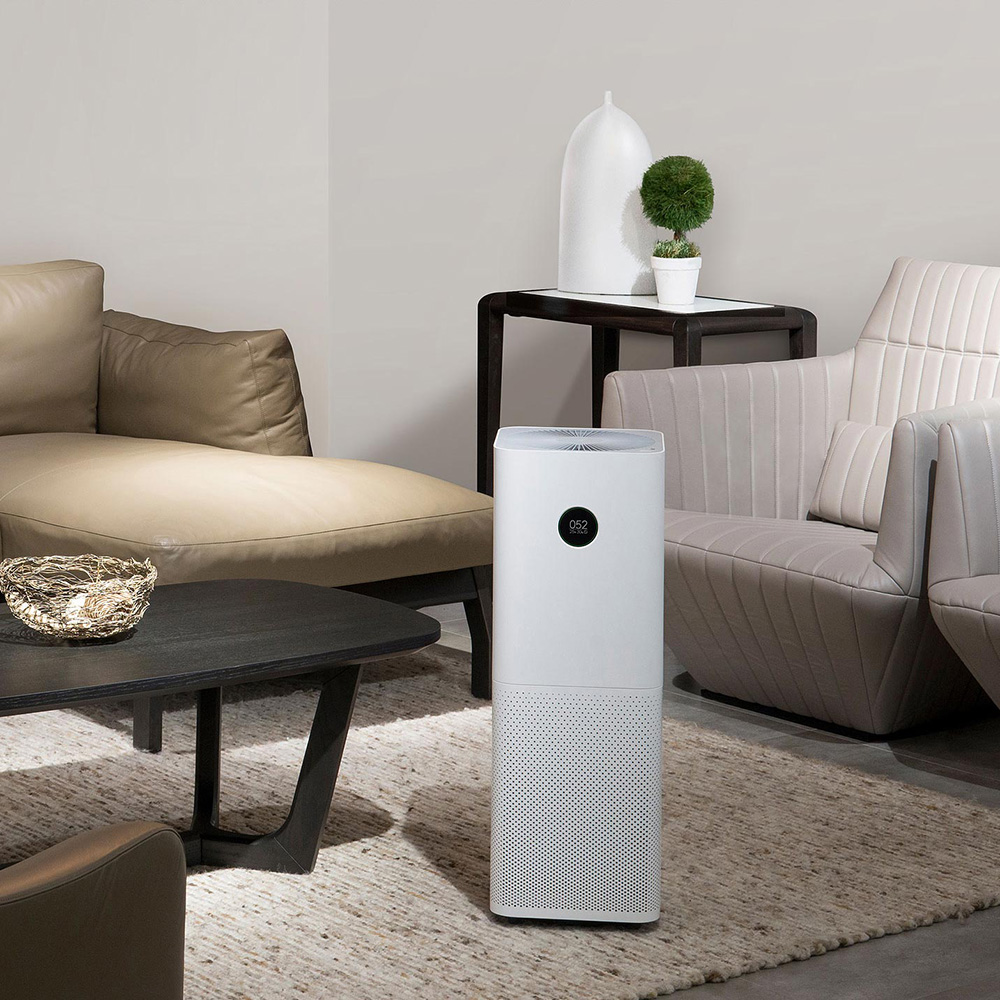 все цены на Original Xiaomi Air Purifier Smart Pro Electric Air Purifiers App Control OLED Display Accurate Laser Sensor 30-60 Cubic Meter онлайн