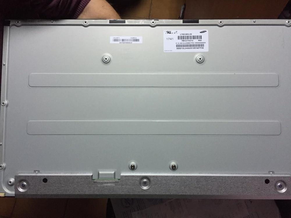New IPS LCD display screen model LTM238HL06 For Lenovo AIO 520 24IKU 520 24IKL All In