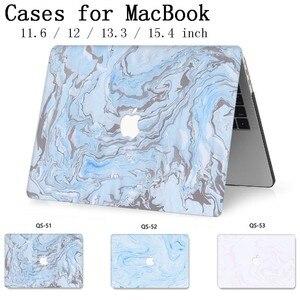 Image 1 - Mode pour ordinateur portable chaud MacBook ordinateur portable housse housse pour MacBook Air Pro Retina 11 12 13 15 13.3 15.4 pouces tablette sacs Torba