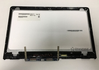 14 FHD LCD Display with TOUCH for HP Pavilion X360 14 BA081ND 14 BA TPN W125 series LED Screen Replacement With frame