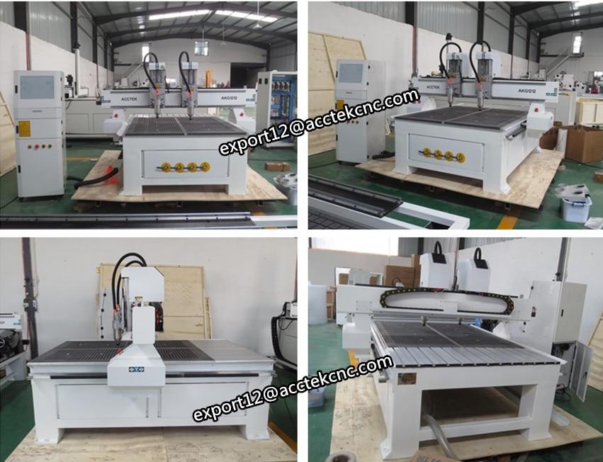 Best-seller CNC meubles machine 3d bois coupe CNC machine 1212 CNC routeur à vendre