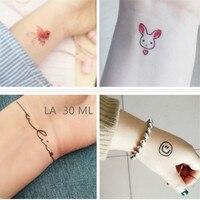 original tattoo paste waterproof arm tattoo stickers 30PCS