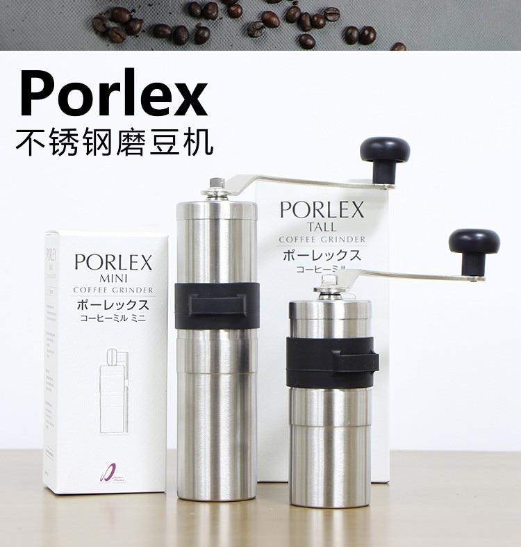 PORLEX Portable Sesame seed Mill 2 Grinder Ceramic F//S w//Tracking# Japan New