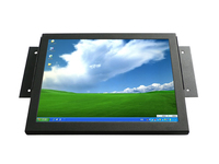 10 open frame touch monitor 4 wire Resistive LCD touch Monitor for LINUX/windows operate system