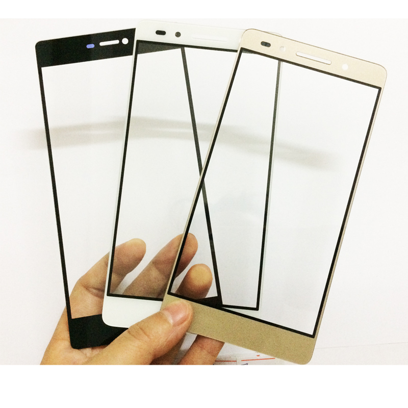 Lcd-Panel Front-Bezel-Replacement-Parts Honor Huawei New for Faceplate 7 Original title=
