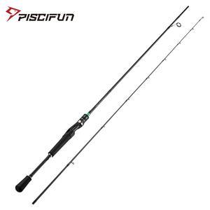 Image 1 - Piscifun Serpent Fishing Rod Spinning 2M 2.2M M ML IM7 Toray Carbon Fiber Fuji Guides Tournament Level Fishing Tackle