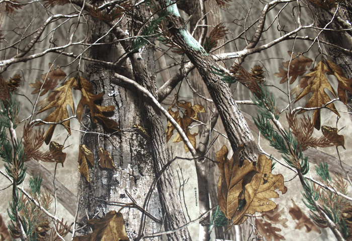Army Military Hunting Bionic Realtree Camouflage Fabric