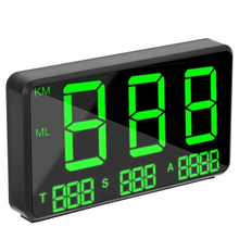 1pcs Digital GPS Speedometer C60 Hud Display Car KM/h MPH  Head Up Display Auto Electronics Accessories ep c60 c62 head 100% original