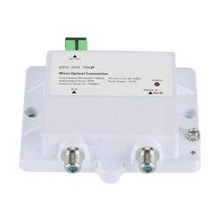 FTTH Micro Optical Transmitter model OTH-1015-10MW Catv Single-mode fiber optic 47-1000MHz 1550NM with SC/APC