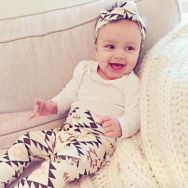 2017 Mode bébé fille vêtements bébé garçon vêtements ensemble nouveau,né  vêtements À manches Longues