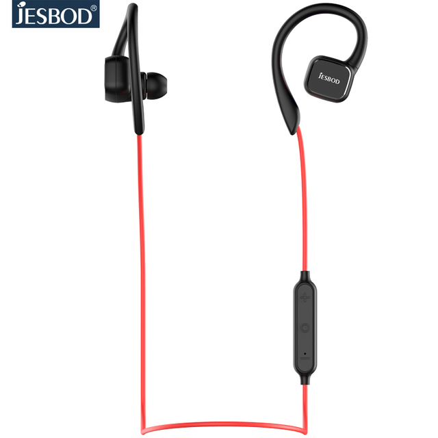 Jesbod QY13 Sets Magnetic Switch Wireless Sport headphones Earbuds Bluetooth Stereo Headset IPX4 Earphone AptX for iphone 7 plus