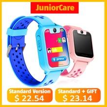 S10 kids GPS LBS Kids Smart Watch Waterproof Camera Sim Card Children SOS Call Location Finder Locator Tracker Baby GPS Watch недорого