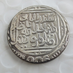 IN(06)Ancient 1296-1316 Indian copy coins