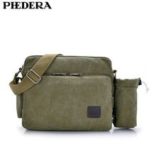 цена на High Quality Multifunction Men Canvas Bag Casual Travel Bolsa Masculina Men's Crossbody Bag Men Messenger Bags ZB-15