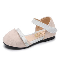 2018 Summer New Pattern Girl Sandals Princess Shoe 1 2 3 Year Baby In Children Baotou