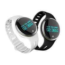 E07 smart watch ip67 relojes de pulsera mujeres hombres pulsera inteligente para iphone 5s/6/6 s/7/7 plus android ios teléfono inteligente