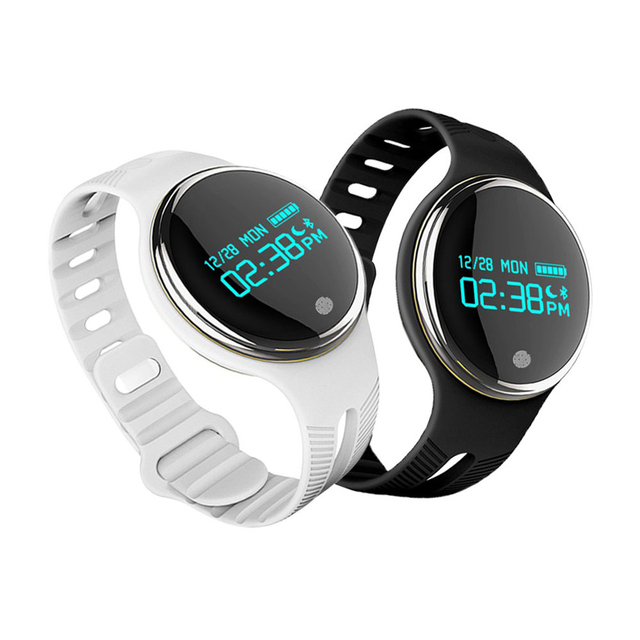 E07 Smart Watch IP67 Wrist Watches Women Men Smart Wristband for iphone 5s/6/6s/7/7 Plus Android IOS Smart phone